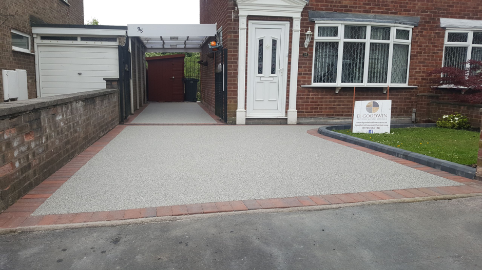 Avoiding Common Problems - Resin Bound Driveway Problems