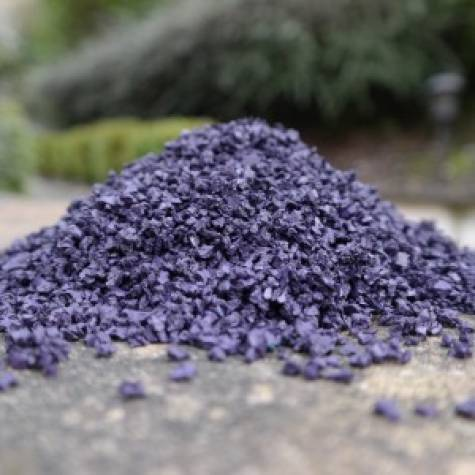 Rubber Crumb Resin Bound - Amethyst